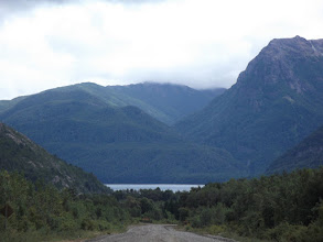 Photo: Heading into Los Alerces national park