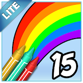Coloring Book 15 Lite: Cute