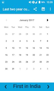 Current affair-2year 2017 - náhled