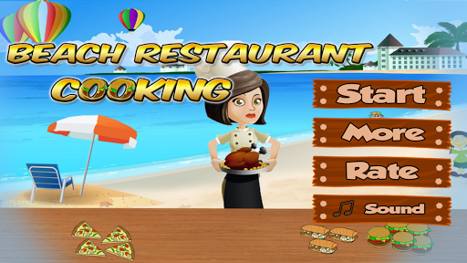 Beach Restaurant Cooking