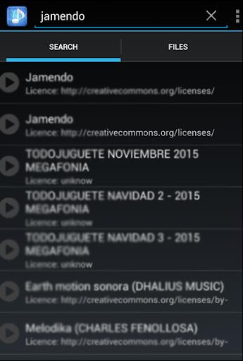 ジャメンドの音楽