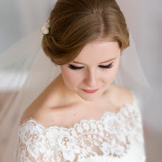 Wedding photographer Natalya Rastorgueva (Natale4ka). Photo of 04.12.2016