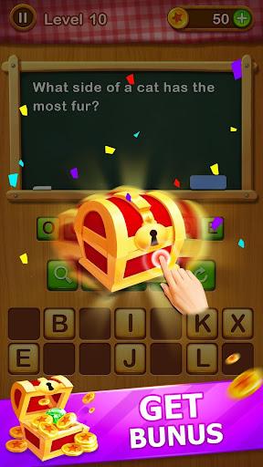 Word Riddles - Free Offline Word Games Brain Test apkmr screenshots 4