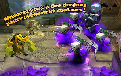 Code Triche Dungeon Boss APK Mod screenshots 1