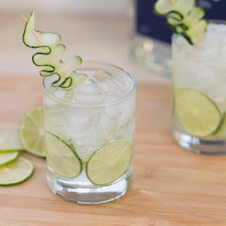 Cucumber Gin & Tonic Recipe