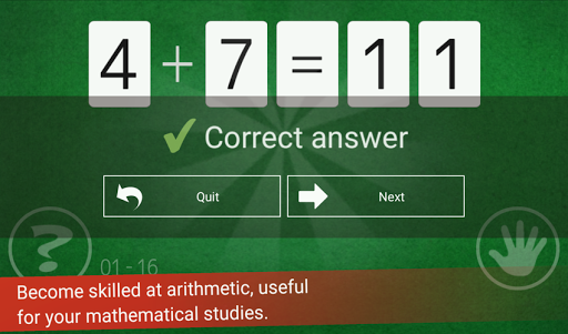 Math Puzzle (Calculation, Brain Training Apps) 1.2.9 screenshots 2