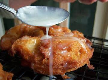 Easy Homemade Apple Fritters