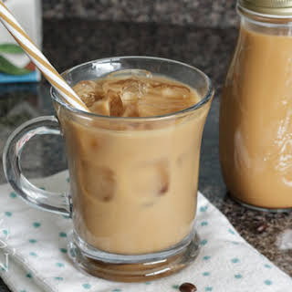 Cold Brew Iced Coffee.