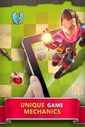 Tile Tactics: PvP Card Battle & Strategy Game screenshot 5
