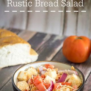 Rustic Bread Salad