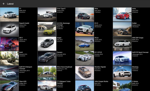 NetCarShowcom Cars News Pictures Specs Apps On Google Play - Net car show
