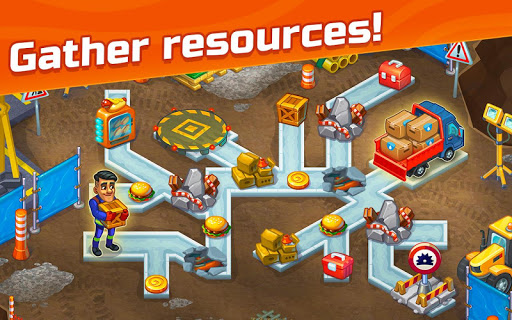City Rescue Team: Time management game apkpoly screenshots 21