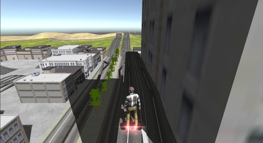 android Segway Screenshot 0