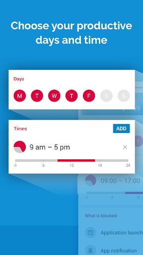 AppBlock - Stay Focused (Beat Phone Addiction) 3.1.1 screenshots 1