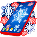 Snowfall Live Wallpaper ❄️ Winter Snow Wallpapers icon