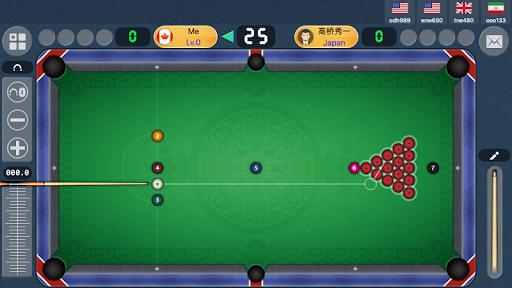 snooker game - Offline Online free billiards apkmr screenshots 5