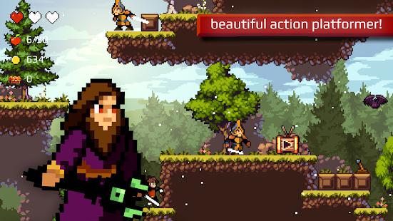 Apple Knight: Action-Adventure Platformer for PC-Windows 7,8,10 and Mac apk screenshot 7