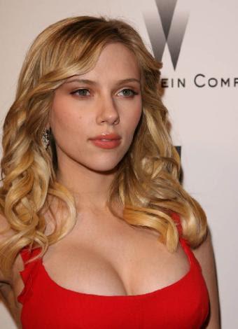 Yabancı Ünlü Kadınların Boyları - Scarlett Johansson