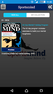 Sportsmind- screenshot thumbnail