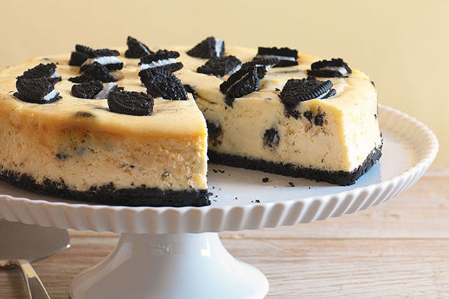 Easy OREO Cheesecake Recipe