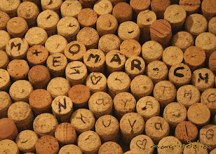 Photo: Corks and Names