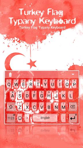 mod Turkey Flag Emoji Keyboard 4.5 screenshots 1