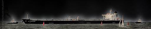 petrolier au port du havre