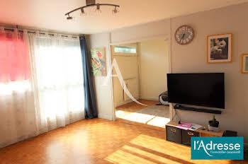 Appartement 4 pièces 75,28 m2