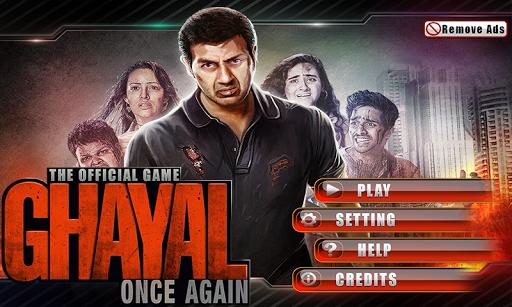 Ghayal Once Again - The Game photos 2