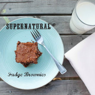 Supernatural Fudge Brownies