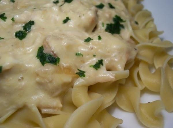 Creamy Italian Crockpot Chicken Recipe