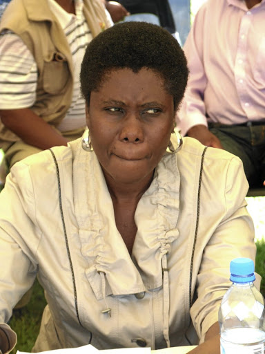 State Security Minister Dipuo Letsatsi-Duba. Picture: SUPPLIED