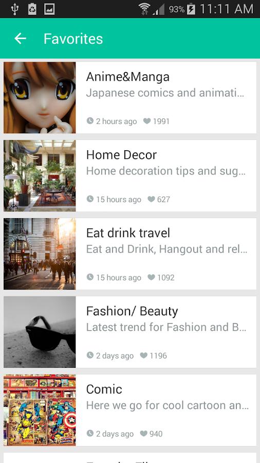 Pal+- screenshot