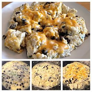 Low FODMAP Scrambled Eggs.