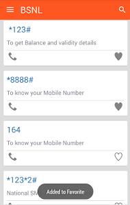 India USSD Codes screenshot 2