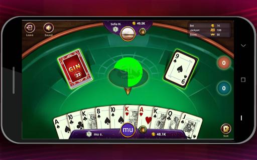 Gin Online - Free Online Card Game 1.0.5 screenshots 17