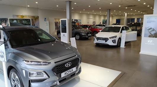 Almerialva, 25 años como concesionario Hyundai