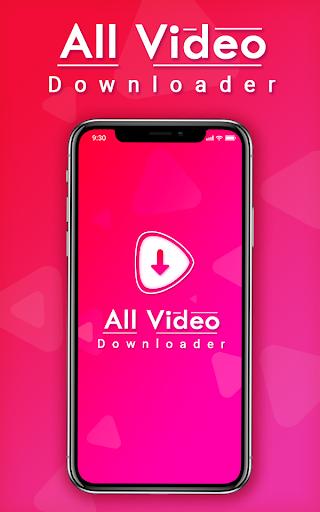 All Video Downloader - HD Downloader 2019 1.0 screenshots 1