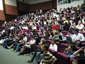 Photo: DevFest APAC 2008 Singapore