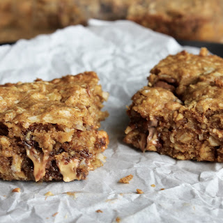 The Peanut Butter Lover's Monster Cookie Bars