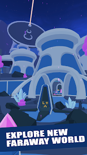 Faraway Galactic Escape APK MOD 3