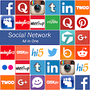 Simple Browser - All Social Networks in one App