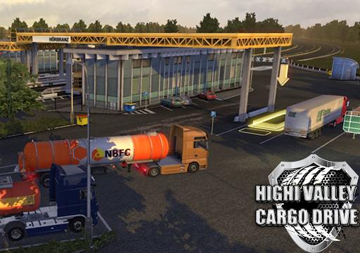 Grand City Truck Driving Simulator 2018 Game screenshots 5
