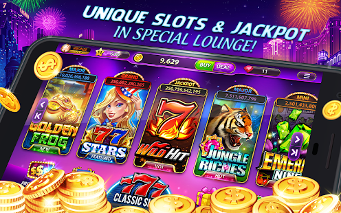 Hit 7 Casino : Vegas Slots 1.10.302 APK + Мод (Free purchase) за Android