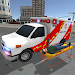 Ambulance Games Driving Sim 3D icon