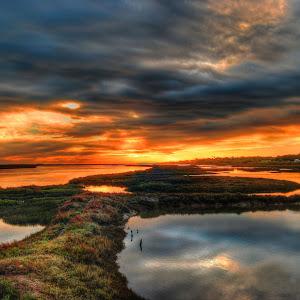 Tavira - Sunset And Clouds.jpg
