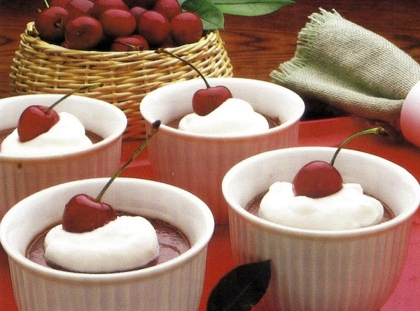 Rich Chocolate Pudding (microwave Version) Recipe