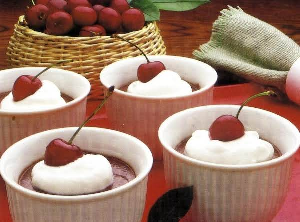 Rich Chocolate Pudding (microwave Version) Recipe