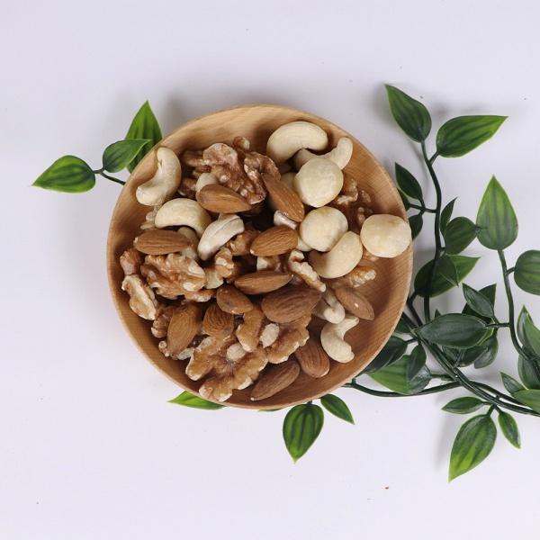 植物性蛋白-堅果-vegan