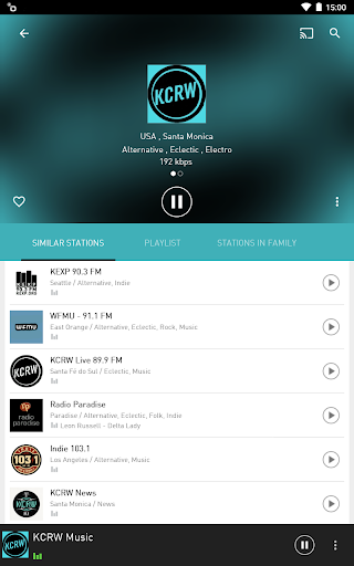 radio.net - Tune in to more than 30,000 stations screenshot 10